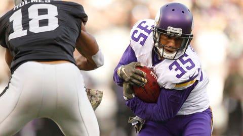 Marcus Sherels, CB/PR, Minnesota Vikings