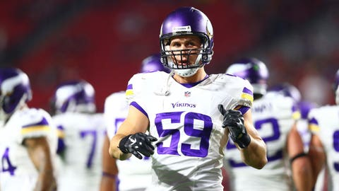 Jason Trusnik, linebacker, unrestricted