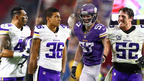 A look at Minnesota Vikings impending free agents