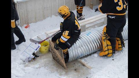 Hockey Day Minnesota 2008