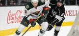 Darcy Kuemper shuts out Kings 3-0 as Wild snap 5-game skid