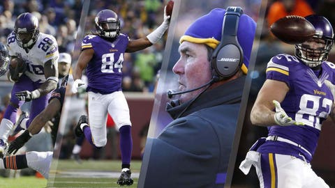 Best Vikings photos from the 2015 season
