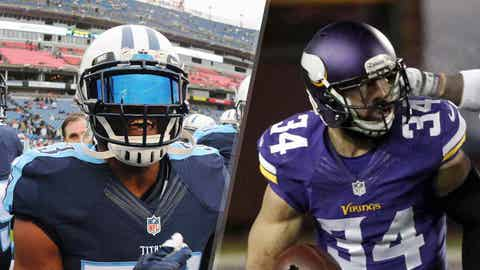 Safety: Who will emerge alongside Harrison Smith?