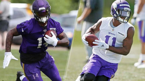 Wide receiver: Who will emerge?