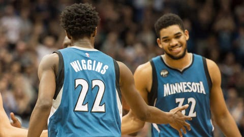 Minnesota Timberwolves: Getting an unexpected playoff berth (and first-round exit)