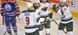 Wild sweep through Western Canada with 5-2 win over Oilers