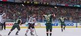 Wild pummel Blackhawks in Stadium Series win