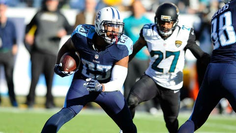 David Cobb, RB, Pittsburgh Steelers