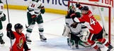Last-second, OT goals doom Wild in 3-2 loss to Senators