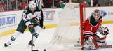 Wild fall behind early in 7-4 loss to New Jersey