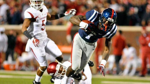 1st round: Laquon Treadwell, WR, Mississippi