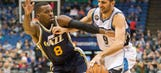 Twi-lights: Wolves vs. Jazz