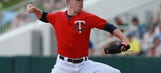 Twins reinstate Trevor May from DL, option Boshers to Rochester