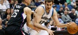 Wolves' Bjelica out for season with foot injury