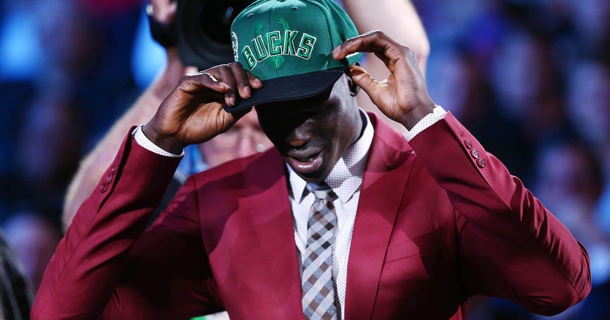 Roundup of 2016 NBA Draft grades for Milwaukee Bucks  dd70b5c98