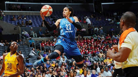 Most Valuable Player: Maya Moore