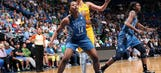 Lynx sign Bashaara Graves to seven-day contract