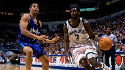 Malik Sealy, signed January 1999