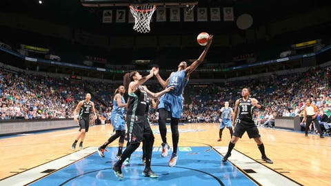 Most Valuable Veteran: Sylvia Fowles