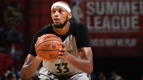 Frontcourt player most ready to contribute: Adreian Payne