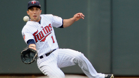 July 31, 2014: Traded Sam Fuld to the Oakland Athletics for Tommy Milone