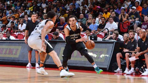 Most valuable player: Tyus Jones