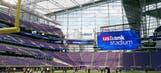 PHOTOS: Vikings cut ribbon on U.S. Bank Stadium