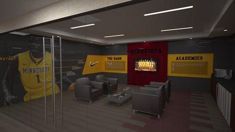 Basketball Development Center Men's Recruiting Lounge