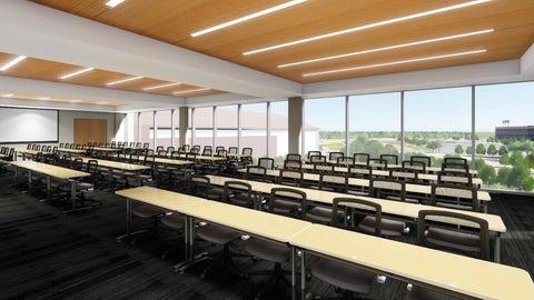 Multi-Purpose Room (within Leadership Development Center)