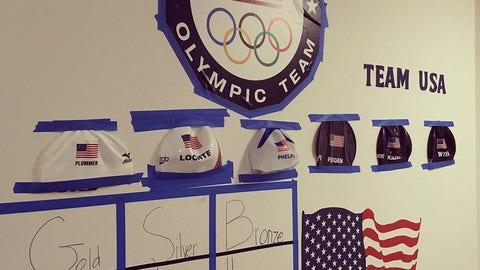 David Plummer, Olympic swimmer