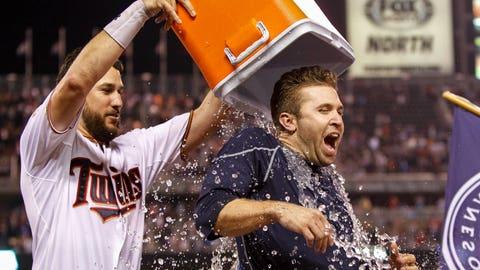 July 10, 2015, vs. Detroit Tigers (Career homer No. 66)
