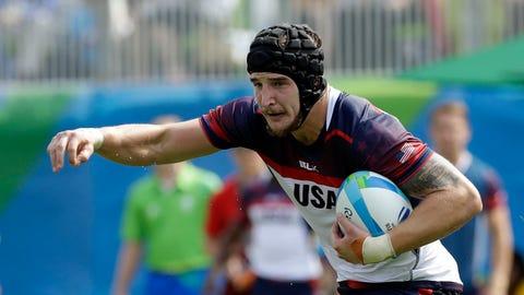 Garrett Bender, rugby
