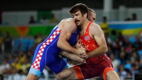 Andy Bisek, Greco-Roman wrestling