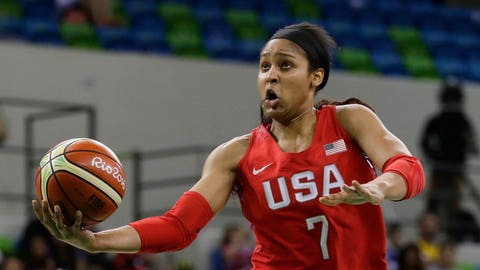 Maya Moore, basketball