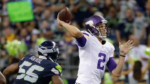 Joel Stave, Minnesota Vikings