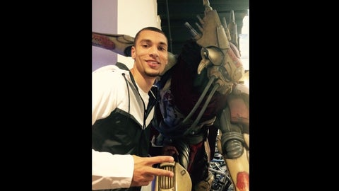 Bungie, videogame developer (With Zach LaVine, Timberwolves guard)