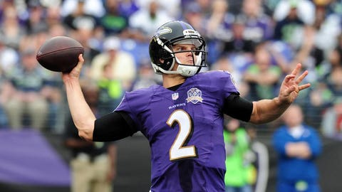 Jimmy Clausen (free agent)