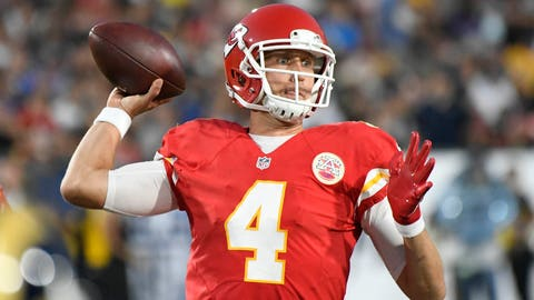 Nick Foles (Kansas City Chiefs)