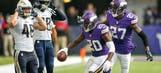 Midweek Stock Report: Vikings rookies on the rise