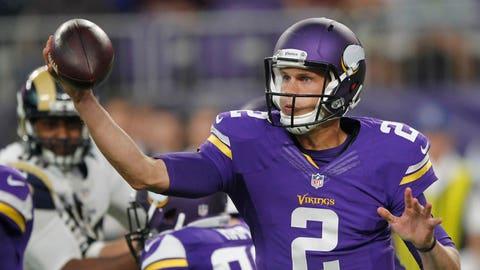 Joel Stave, QB, Minnesota Vikings