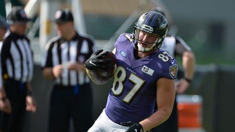 Maxx Williams, TE, Baltimore Ravens