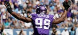 Midweek Stock Report: Kendricks, Hunter spark Vikings