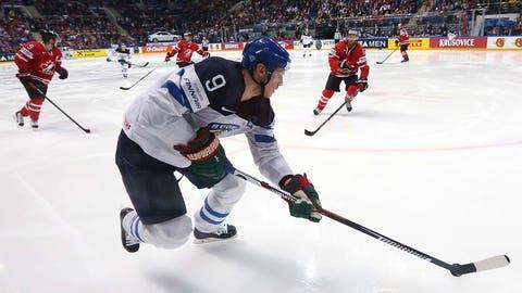 Mikko Koivu (Team Finland)