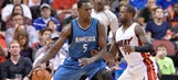 Timberwolves continue preseason success with 101-96 win over Heat in Louisville