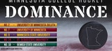 All 5 Minnesota college hockey programs ranked in national poll