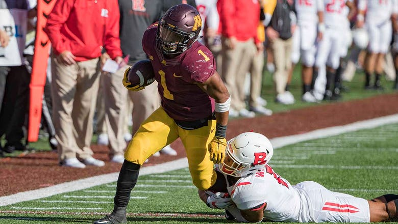 Preview: Unbeaten Gophers visit overmatched Rutgers