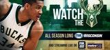 Stream Milwaukee Bucks games on FOX Sports GO
