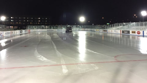 Hockey Day Minnesota 2016