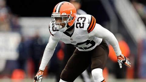 Joe Haden, CB, Browns (neck): Active