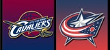 Channel information for Nov 29 Blue Jackets and Cavs game